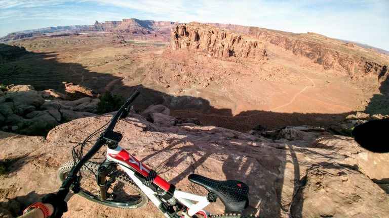 MTB | Moab, Utah: An Attempt at White Rim in a Day