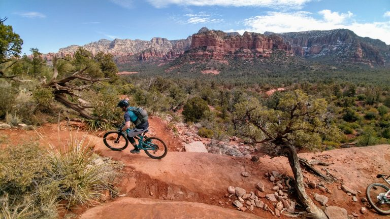 MTB | Sedona, Arizona: A Trial of Fitness, Skill, and Equipment